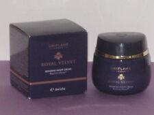 Oriflame Sweden Royal Velvet Repairing Night Cream(Black Iris Infusion) 50ml.New