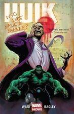 Hulk Volumes #1-3 by Mark Waid, Gerry Dugan & Mark Bagley TPBs Marvel Comics
