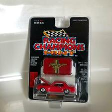 Racing Champions Mint 1964 1/2 Ford Mustang Issue #81 One of 19,997 Red F19