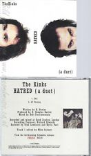 CD--THE KINKS--HATRED--PROMO