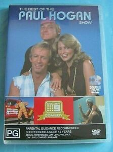 THE BEST OF THE PAUL HOGAN SHOW DVD All Regions