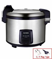 CUCKOO CR-3031N Electric Rice Cooker Warmer Restaurant Size for 30 persons 220V