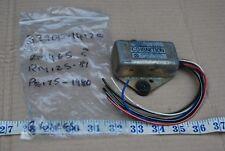 SUZUKI  PE175 1980 RM125 1981  cdi ignition unit 7 wires 32900-14120