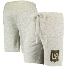 LAFC Concepts Sport Traction Shorts - Gray