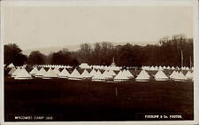 High Wycombe. Wycombe Camp 1906 by Findlow & Co.
