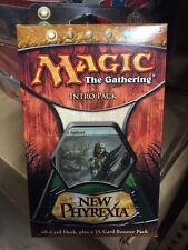 Magic The Gathering New Phyrexia Artful Destruction Deck For Card Game MTG