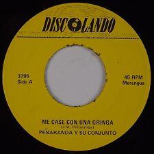 PENARANDA y SU CONJUNTO: Me Case con Una Gringa DISCOLANDO Latin 45