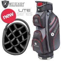 Motocaddy Lite Series 14-WAY Golf Trolley/Cart Bag Red - NEW! 2020
