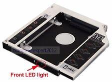 SATA 2nd HD Hard Drive HDD SSD Frame Caddy for ASUS M50V N50V G50V N55S TS-L633A