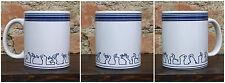 Tazza Mug ceramica bianca  cavadoli la linea vintage TZG002