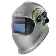 Optrel e684 Series Silver Welding Helmet (OPT1006.500)
