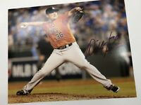 Houston Astros Will Harris Signed Authgraphed 8x10 Photo A