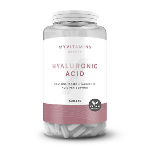 Hyaluronic Acid Tablets, 30 & 60 Tablets, Myprotein, My Vitamins