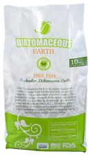 Absorbent Industries AI-10066 Diatomaceous Earth Food Grade, 10 lb, White