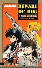 Ninja High School Vol. 2 Beware Of Dog Graphic Novel ($9.95, Vf/Nm) Malibu Manga