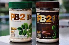 Pb2  Powdered Peanut Butter Variety- 2 pack 6.5oz ea - BELL PLANTATION