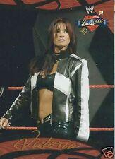 Victoria Divas 2005 Trading Card #35 WWE TNA Knockout Tara