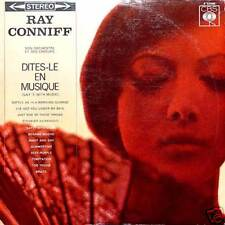 RAY CONNIFF Dites-le En Musique FR Press 33 Rpm