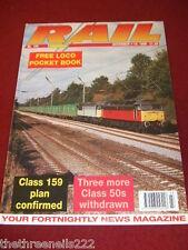 RAIL - CLASS 159 PLAN CONFIRMED - NOV 1 1990 # 134