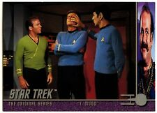 """I, Mudd"" #124 Star Trek Original Series 2 Sky Box Trade Card (C839)"