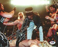 Dennis Rodman Signed WCW NWO Wrestling 8x10 Photo PSA/DNA COA Picture Autograph
