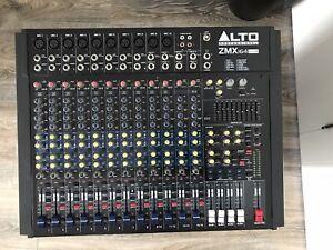 Alto Professional ZMX164 PA Mixer + FX + USB