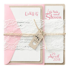 Einladungskarten Hochzeit Einladung Umschlag Hochzeitseinladung 15.4 cm 726059