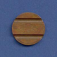 Medaille Token Telefonmarke Gettone Telefonico #7605 Ø 24 mm A16/95