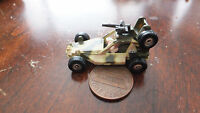 MILITARY MICRO MACHINE DPV DESERT PATROL VEHICLE SPECIAL FORCES DESERT CAMO