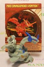 Bakugan Neo Dragonoid Vortex Gray Haos Special Attack 660G & cards