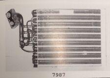 READY AIR 7987 A/C Evaporator Core 5787 EV6787 COPPER TUBE & FIN 4494318