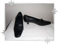 Magnifiques Chaussures Escarpins Noir Geox Pointure 39