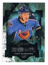 2011-12 CARL KLINGBERG UD ARTIFACTS ROOKIE #200 THRASHERS #662/999