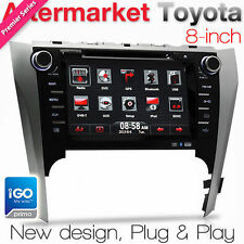 "8"" Toyota Aurion Car DVD GPS Player Stereo Radio Sat Nav Head Unit Navi GSV50R"