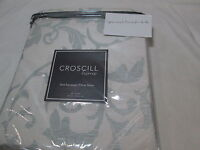 NEW Croscill Home Euro European Pillow Sham SPLENDID 26x26  Opal NIP