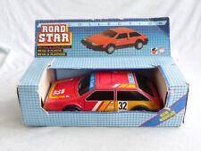 MSB Road Star Metallspielwaren Brandenburg DDR Spielzeug Blech Auto in OVP Neu
