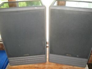 Tannoy System 12 Studio - Dual Concentric Driver Speakers, Vintage