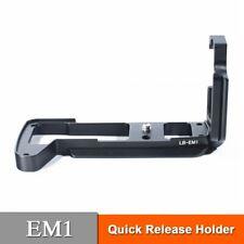 EM1 Quick Release L Plate Bracket Holder support For Olympus EM1