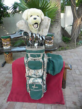 Ladies, TOMMY ARMOUR / TC, Full Golf Set w/ CART BAG   *** VERY NICE ***