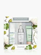 CAUDALIE Vinoperfect Serum Instant Brightening Heroes set of 3. Limited Edition.