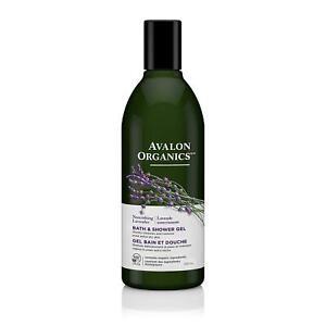 Bath & Shower Gel Lavender 12 fl oz by Avalon Organics