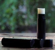 BLACK RASPBERRY Organic Beeswax & Olive Oil HANDMADE LIP BALM STICK All Natural