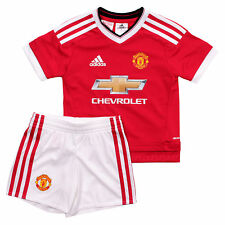 adidas Full Kit Home Football Shirts (English Clubs)