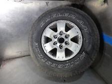 Mitsubishi Shogun 3.2 diesel / Pajero LWB 1999-2006 spare wheel and tyre