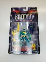 Batman Beyond HYDRO FORCE BATMAN Action Figure Hasbro 1999 DC Comics Warner Bros