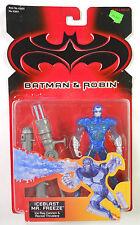 STILL SEALED! 1997 Kenner Batman and Robin Iceblast Mr Freeze