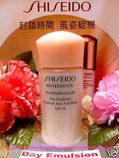Shiseido Benefiance WrinkleResist24 DAY Emulsion ◆15ml◆ Newly!! **FREE POST**