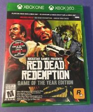 Red Dead Redemption Game of the Year Edition [ Plays on XBOX ONE / 360 G2 ] NEW