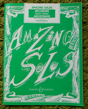 Amazing Solos for Descant / Soprano Recorder & Piano: 1996 Howard Harrison