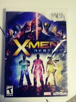 X-MEN Destiny Nintendo Wii Brand New Factory Sealed XMEN